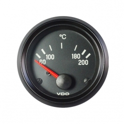 VDO Cockpit International® 310-040-004G Temperatura Olio 60°-200° Ø52mm 24V