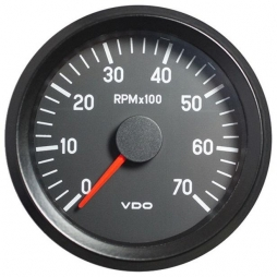 VDO Cockpit International® 333-035-003G RPM Counteri 0-7000, Ø80mm 12V