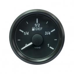 VDO SingleViu™ A2C3833550001 Livello AdBLUE Nero Ø52mm