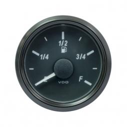 VDO SingleViu™ A2C3916300001 Livello carburante 3-90Ω Nero Ø52mm
