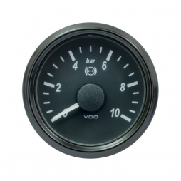 VDO SingleViu™ A2C3833450001 Pressione Olio Freni 0-10 Bar/52mm