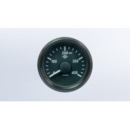 VDO SingleViu™ A2C3833500001 Pressione olio di trasmissione 0-400psi/ 52mm