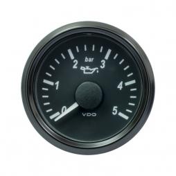 VDO SingleViu™ A2C3833160001 Pressione Olio Motore 0-5Bar/52mm