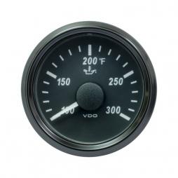 VDO SingleViu™ A2C3833410001 Temperatura Olio Motore 100-300°F/ 52mm
