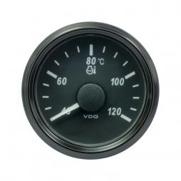 VDO SingleViu™ A2C3833330001 Temperatura liquido di raffreddamento 40-120°C Nero Ø52mm