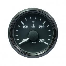 VDO SingleViu™ A2C3833350001 Temperatura liquido di raffreddamento 100-250°F/ 52mm